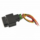 DC 12V ON/OFF Wired Indicator Fog Light Switch for Mitsu Galant - Black