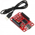 Geeetech Xbee USB Adapter Module with USB Cable - Red