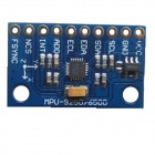 XGHF-GY-6500 SPI / I2C Interface Alternative Sensor Module for MPU6000 - Blue