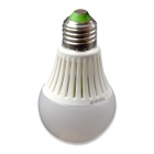 E27 5W LED Dimmable Bulb White Light 5000K 385lm 25-LED - White (AC 220V)