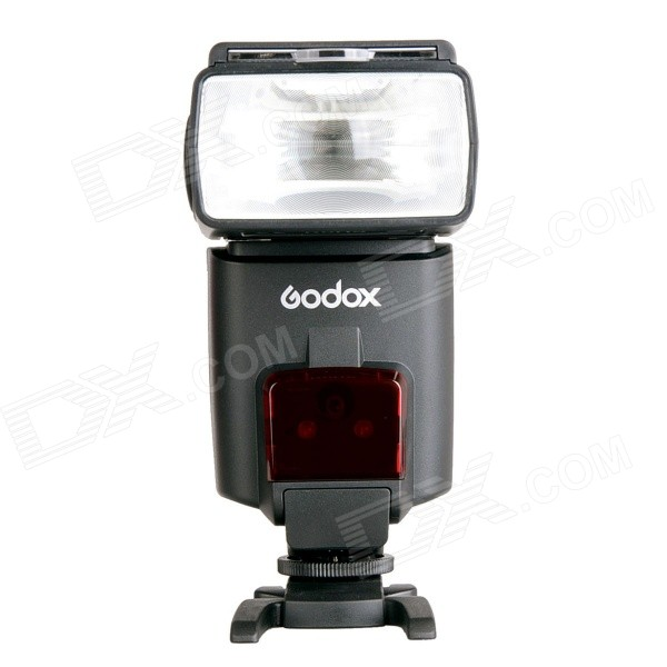 "godox 2,0"" LCD-1 / 8000s flash Speed ​​for canon - svart (4 * AA)"