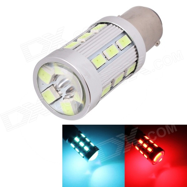 MZ 1157 SMD 5630 Blue + Red Car Lamp (12~24V)