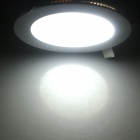 CXHEXIN MB9W-Y 9W 6500K 800lm 18-SMD 5630 LED White Lamp (85~265V)