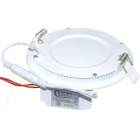CXHEXIN MB12W-Y 12W 1000lm 24-SMD 5630 LED Warm White Lamp (85~265V)
