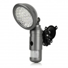 "ZR734 480TVL 1/2.5"" CMOS Home Sentry PIR Motion Activated Floodlight CCTV Camera w/ 34-IR-LED / TF"