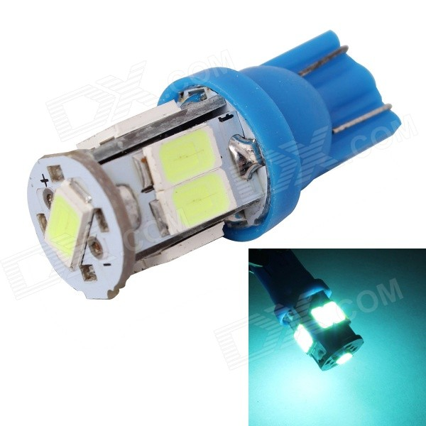 MZ T10 3W 495nm 360lm SMD 5630 Blue Car Lamp (12V)
