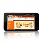 MINI809T Android 4.4 Quad Core 3G Phone w/ 1GB RAM, 4GB ROM - Black