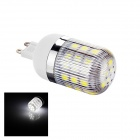 G9 4W LED Light Lamp White 6500K 220lm SMD 5050 - White (AC 220V)