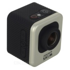 SJCAM M10 12.0 MP 1080P Full HD Sport Digital Video Camera - Silver