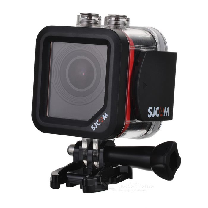 SJCAM M10 12.0 MP 1080P full HD cámara de vídeo digital deportiva - rojo