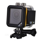 "SJCAM M10 1.5"" LCD 12.0 MP 2/3"" CMOS 1080P Full HD Outdoor Sports Digital Video Camera - Yellow"