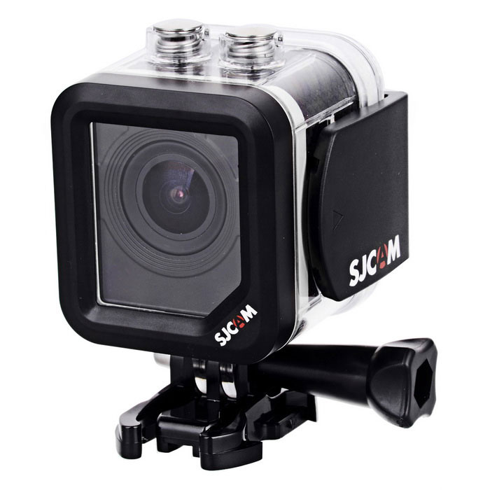 SJCAM M10 Wi-Fi 12.0MP 1080P FHD Outdoor Sports Video Camera - White