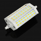 HH216 R7S 12W LED Lampen-warmes Weiß 3500K 1100lm SMD 5730 - Weiß + Orange (AC 220 ~ 240V)