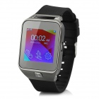 "ZGPAX S29 Smart GSM Watch Phone w/ Quad Band, 1.54"", 0.3MP Cam, BT, RM - Black"