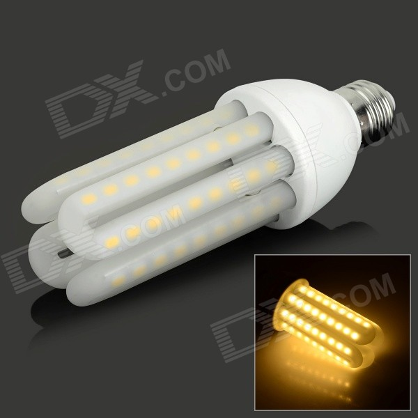 JRLED E27 18W LED blanco caliente de la lámpara 3300K 1300lm SMD 5730 (ac 130 ~ 265V)
