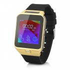 "ZGPAX S29 Smart GSM Watch Phone w/ Quad Band, 1.54"", 0.3MP Cam, BT, RM - Black + Golden"