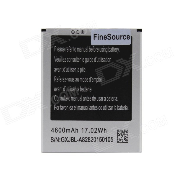 finesource 4600mAh 3.7V Li-ion akku KVD N900 - hopea