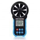 "BSIDE Eam03 1.7"" LCD Professional Digital Wind Speed Anemometer w/ Temperature & Humidity Measure"