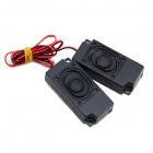 Jtron  8ohm 3W LCD Speaker - Black (33mm x 70mm)
