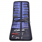 NEJE 40-in-1 Set Lock Picks / Lock Opener - Blue + Black + Silver