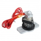Geeetech Reprap Hot End V2.0 Extrusion Head for 3D Printer - Silver (0.3mm Nozzle / 3mm Filament)