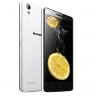 "Lenovo K3 Android 4.4 Quad-Core 64-Bit-4G ite Smartphone w / 5,0 ""IPS, 16 GB ROM, WLAN, GPS, BT - Weiß"