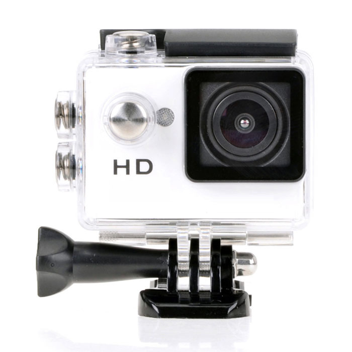EOSCN HD Waterproof CMOS 5.0MP Wide Angle Lens Sports Camera w/ 2.0