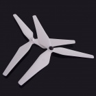 DIY Self-locking 3-leaf Propeller CW/CCW - White (2 Pairs)