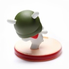 Xiaomi Kungfu Rabbit Desktop Mobile Phone Stand Holder - White + Red