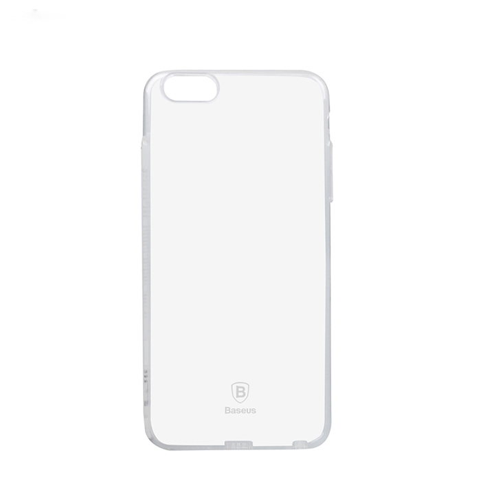 Baseus Protective TPU Back Case Cover for IPHONE 6 Plus - Transparent