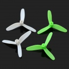 H1-31 Replacement 3-Blade Propellers Set for H1 & More - Green + White