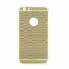 Protective PC Back Case Cover for IPHONE 6 PLUS - Golden