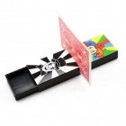 Clown Matchboxes Magic Boxes - White + Black