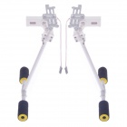 HJ 190mm Electric Retractable FPV Landing Gear Skid Set for DJI Phantom