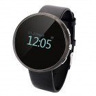 D360 Bluetooth Smart Watch Wrist Bracelet for IPHONE Samsung Android Phone - Black
