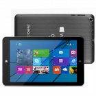 "Pipo W7 7 ""IPS Quad-Core Windows-8.1 Tablet PC w / 1 GB RAM, 16 GB ROM, HDMI, WLAN, Bluetooth - Schwarz"