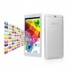 "AOSD S695 6.95"" IPS Android 4.4 Quad-Core Tablet PC w/ 1GB RAM, 8GB ROM, Wi-Fi, Bluetooth - Silver"