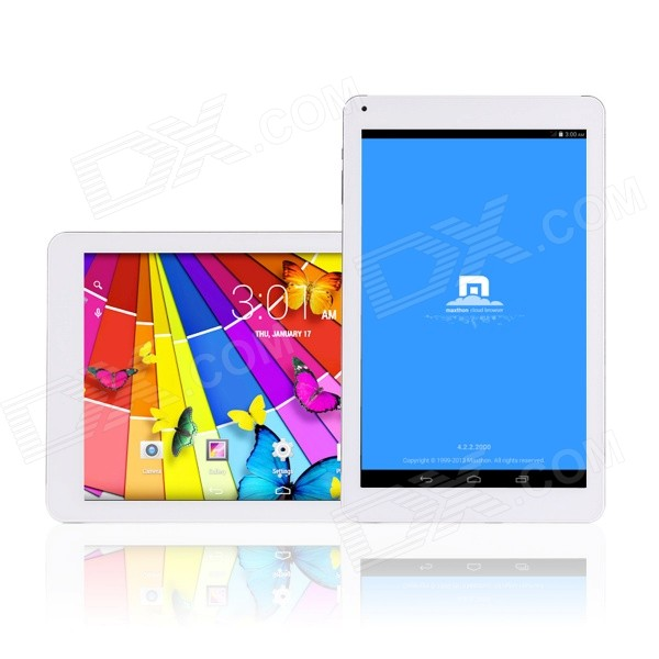 "AVOSD S121 10.1"" android 3G-tablet-pc w / 1GB RAM, 16 GB ROM - zilver"