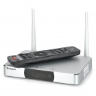 ZIDOO X 9 4.4.2 Android Quad-Core inteligente Google TV Player w / 2GB de RAM, ROM de 8GB - plata (enchufe de los E.E.U.U.)