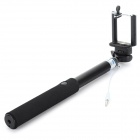 Retractable Handheld Selfie Rod Monopod for GoPro Hero + Shutter for IOS / Android Cellphones