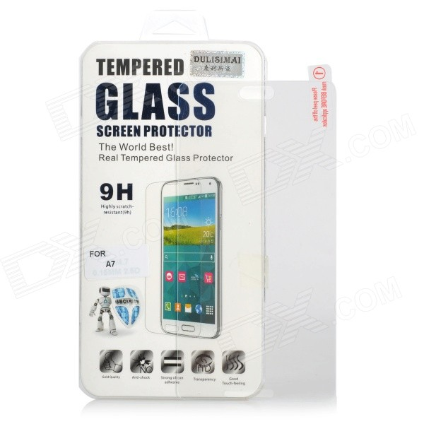 Protective Tempered Glass Anti-Explosion Screen Guard for Samsung Galaxy A7
