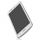 V18 Android 4.4.2 dual core 3G-telefoon w / 387MB RAM, 472MB ROM - wit