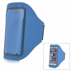 """Outdoor Sports Lycra + PC Armband for IPHONE 6 4.7"""" - Blue + Grey"""