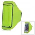 "Outdoor Sports Lycra + PC Armband für iPhone 6 4.7 ""- Fluorescent Grün + Grau"