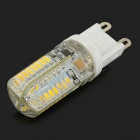 JRLED G9 4W LED Lamps Warm White 3200K 360lm SMD 3014 (5PCS)