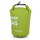 NatureHike Ultra-Light Small-Sized Outdoor Sports Drifting Waterproof Storage Bag - Green (5L)