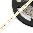 JR-LED 72W Light Strips Warm White 3300K 7000lm SMD 3014 w/ Controller - White + Black (DC 12V)