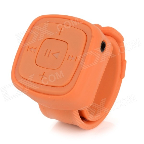 Portable Sports Watch Style MP3 Player w/