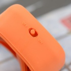 Portable Sports Watch Style MP3 Player w/ TF, 3.5mm, Mini USB - Orange
