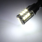 MZ T15 7.5W CANBUS 6000K 600lm SMD 5630 Witte Auto Lamp (12 ~ 24V)
